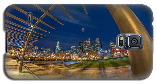 The Rose Kennedy Greenway Boston Ma Galaxy S5 Case