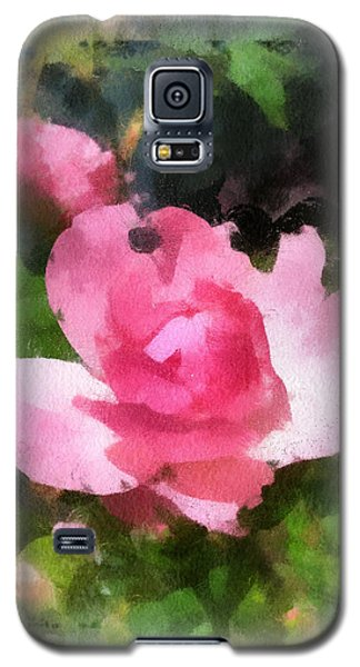 Galaxy S5 Case featuring the photograph The Rose by Kerri Farley