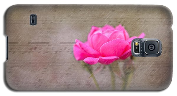 Galaxy S5 Case featuring the photograph The Rose by Mary Timman