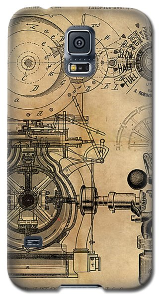 The Rotary Engine Galaxy S5 Case