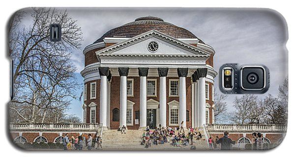 The University Of Virginia Rotunda Galaxy S5 Case