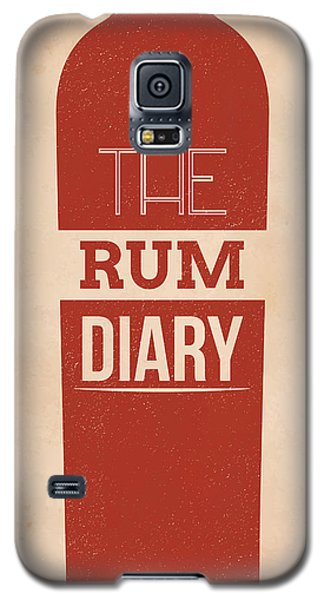 The Rum Diary Galaxy S5 Case by Mike Taylor