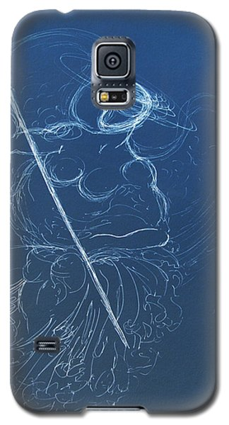 The Sacred Feminine  Galaxy S5 Case