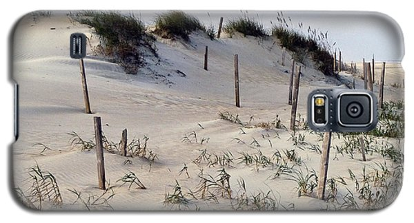 Galaxy S5 Case featuring the photograph The Sands Of Obx by Greg Reed