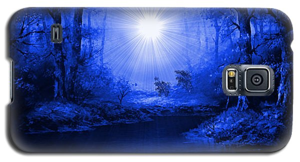 The Sapphire Forest Galaxy S5 Case