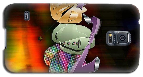 The Sax Man Galaxy S5 Case