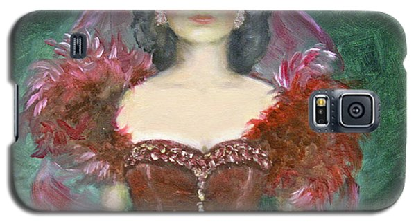 The Scarlet Dress Galaxy S5 Case
