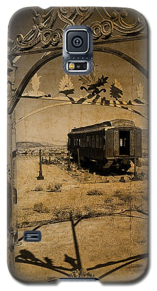 The Scarlet Lady Vintage Galaxy S5 Case