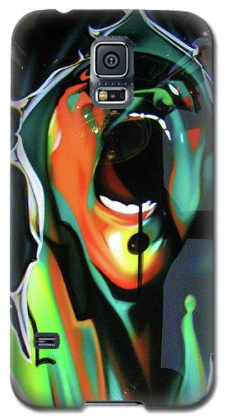 The Scream - Pink Floyd Galaxy S5 Case by Susan Carella