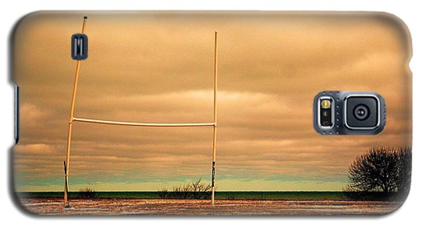 The Season Cometh Galaxy S5 Case by Michael Nowotny