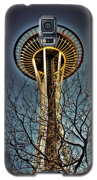 The Seattle Space Needle Iv Galaxy S5 Case