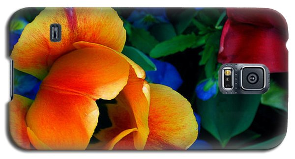 The Secret Life Of Tulips Galaxy S5 Case by Rory Sagner