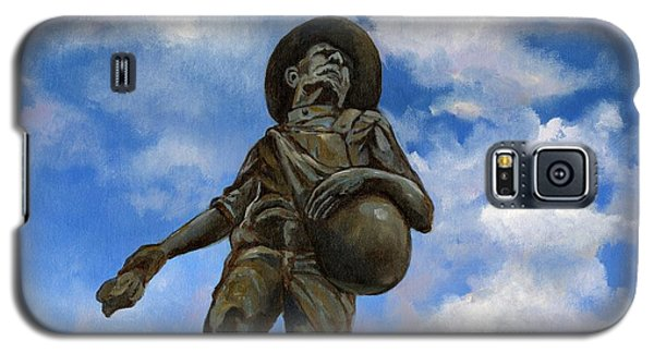 The Seed Sower Galaxy S5 Case by Linda Dunbar