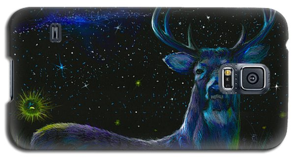 The Serenity Of The Night  Galaxy S5 Case