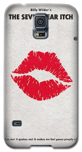 The Seven Year Itch Galaxy S5 Case