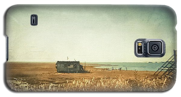 The Shack - Lbi Galaxy S5 Case by Colleen Kammerer