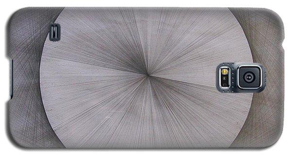 The Shape Of Pi Galaxy S5 Case by Jason Padgett
