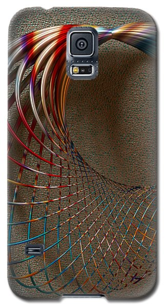 Galaxy S5 Case featuring the digital art The Shape Of Things To Come by Manny Lorenzo