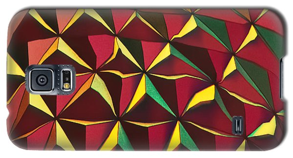 Shapes Of Color Galaxy S5 Case