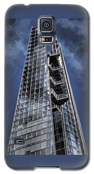 The Shards Of The Shard Galaxy S5 Case by Rona Black