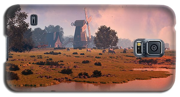 The Shepherd's Mill Galaxy S5 Case