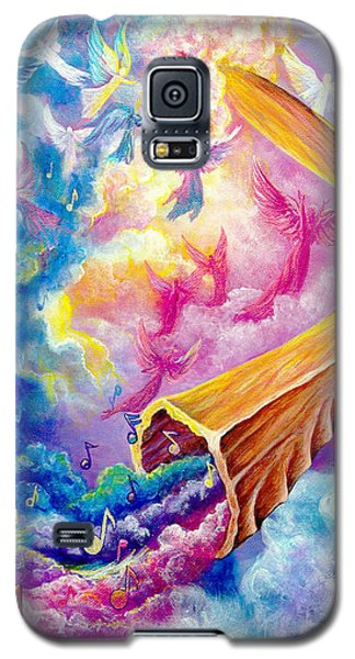 The Shofar Galaxy S5 Case