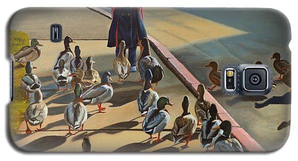 The Sidewalk Religion Galaxy S5 Case