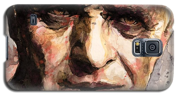 The Silence Of The Lambs Galaxy S5 Case by Laur Iduc