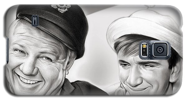 The Skipper And Gilligan Galaxy S5 Case