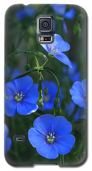 Galaxy S5 Case featuring the photograph The Sky Is Falling by Elizabeth Sullivan