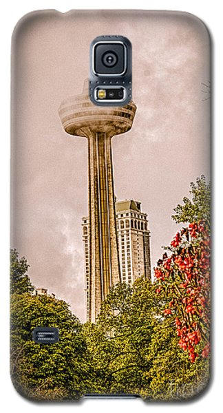 The Skylon Tower Galaxy S5 Case