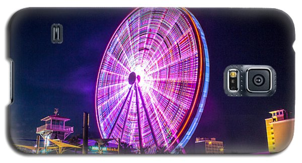 The Skywheel Galaxy S5 Case by Rob Sellers