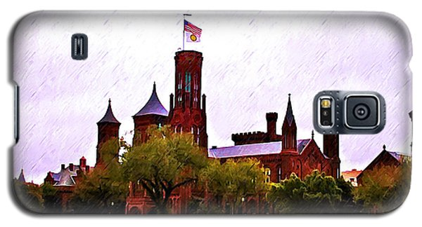Smithsonian Museum Galaxy S5 Case - The Smithsonian by Bill Cannon