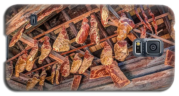 The Smokehouse Galaxy S5 Case by Rob Sellers