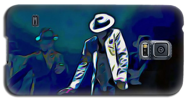 The Smooth Criminal Galaxy S5 Case by  Fli Art