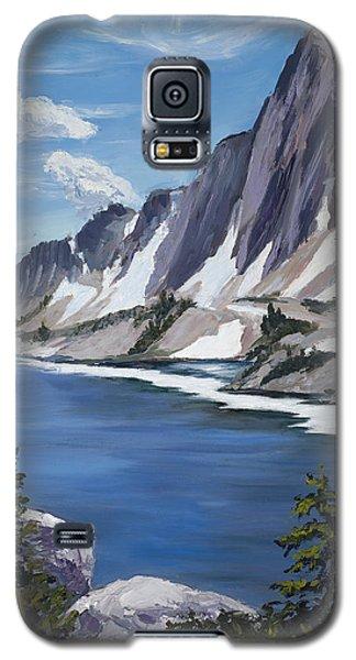 The Snowy Range Galaxy S5 Case
