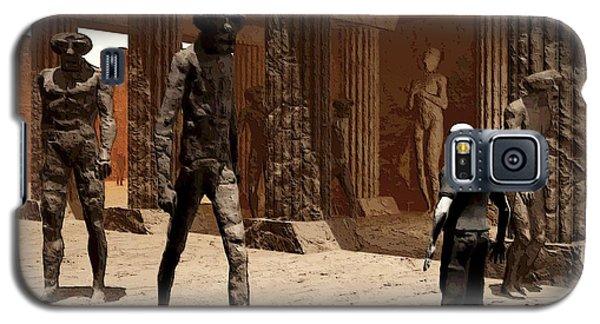 The Somnambulist In The Underworld Galaxy S5 Case