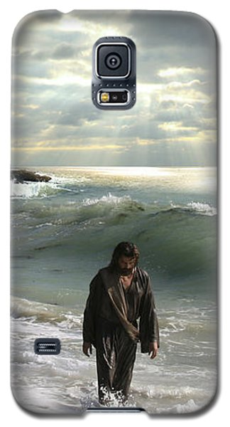 The Son Is The Radiance Of God's Glory Galaxy S5 Case