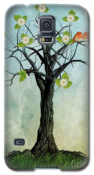 The Song Of Spring Galaxy S5 Case by John Edwards