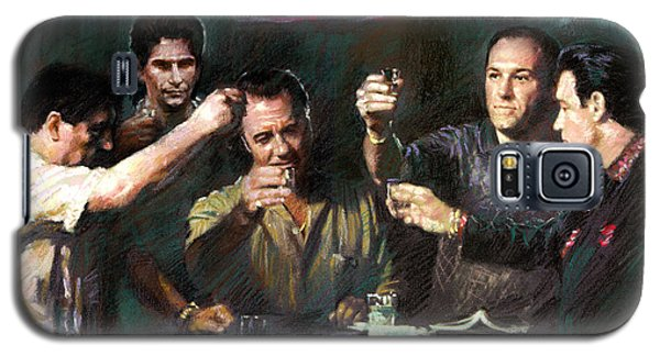 The Sopranos Galaxy S5 Case