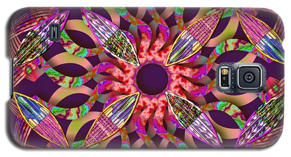 Blooming Mandala 1 Galaxy S5 Case