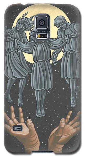 The Souls Of The Just Are In The Hands Of God 172 Galaxy S5 Case