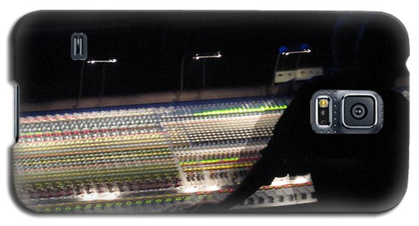 The Sound Man Galaxy S5 Case by Barbara Bardzik