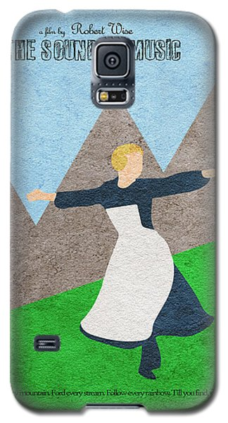 The Sound Of Music Galaxy S5 Case by Ayse Deniz