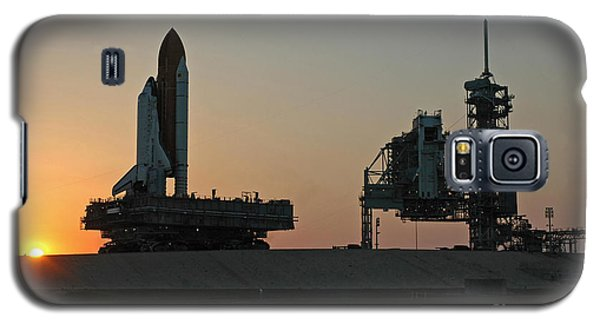 The Space Shuttle Discovery Galaxy S5 Case