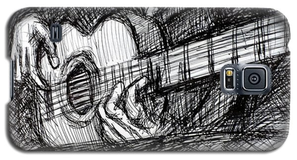 The Spanish Guitarist Galaxy S5 Case