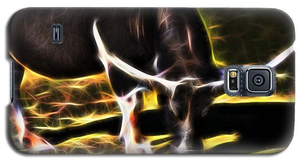 The Sparks Of Water Buffalo Galaxy S5 Case