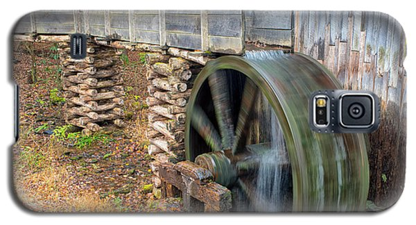 The Spinning Water Wheel Galaxy S5 Case