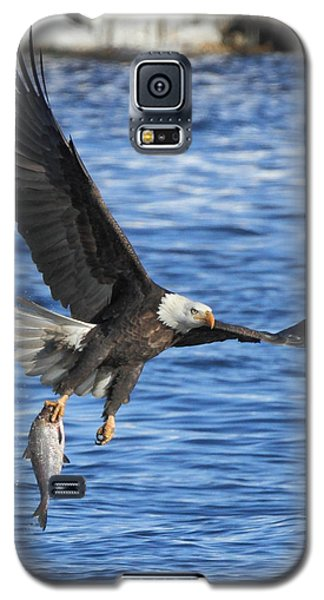 Galaxy S5 Case featuring the photograph The Spoils by Coby Cooper