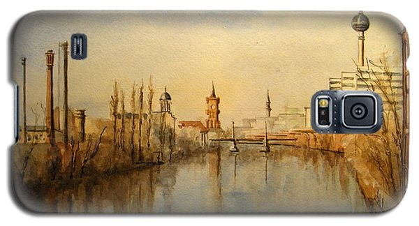 Berlin Galaxy S5 Case - The Spree Berlin by Juan  Bosco